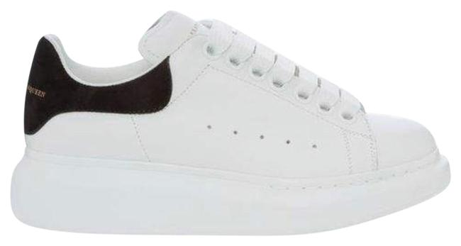 Item - White and Black Oversized Sneakers Size EU 38.5 (Approx. US 8.5) Regular (M, B)