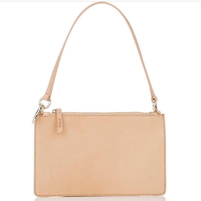 Item - Never Used Tan Leather Clutch