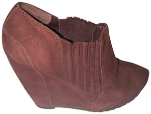 Luxury Rebel maroon Boots