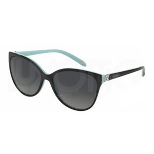 Tiffany & Co. Tiffany Sunglasses TF4089B 8055T3 Black/Blue Polarized