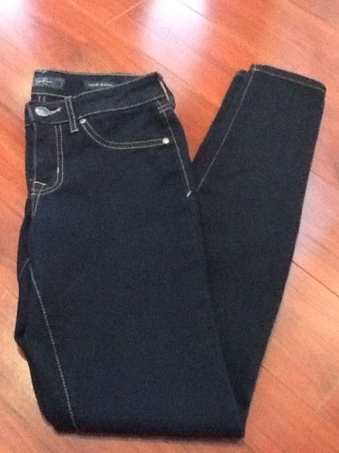 Jessica Simpson Jeggings-Dark Rinse