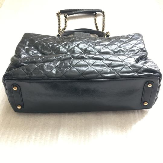 Chanel Classic Exotic Large Tote in Black Image 2