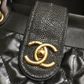 Chanel Classic Exotic Large Tote in Black Image 5