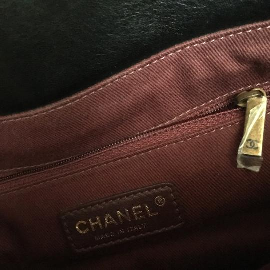 Chanel Classic Exotic Large Tote in Black Image 6