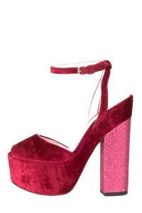Giamba red Platforms