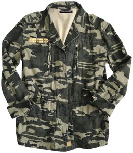 Foreign Exchange Military Jacket