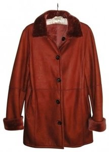 Other Shearling Pea Coat