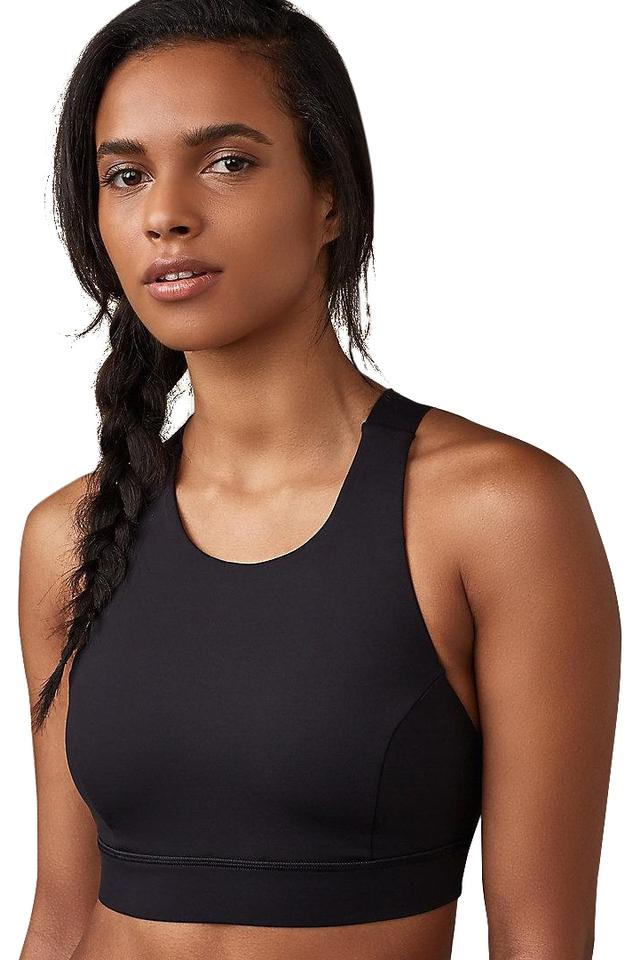 e7910f8784 Lululemon Black Fast and Free Activewear Sports Bra Size 6 (S