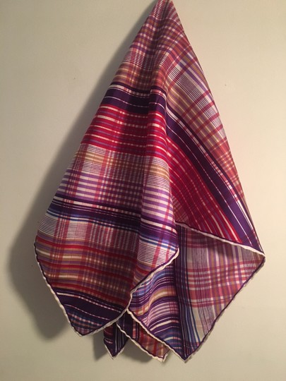 Other 100% High Quality Bright Spring Scarf