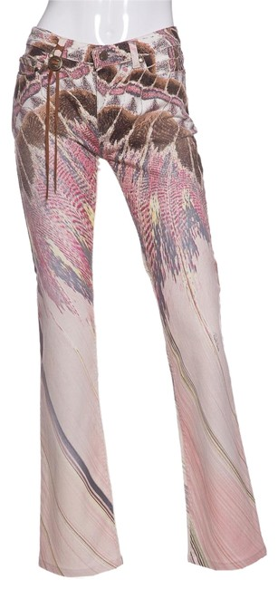 Item - Pale Pink Straight Leg Jeans Size 27 (4, S)