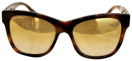 Preload https://img-static.tradesy.com/item/23219143/chanel-brown-new-5380-mirrored-sunglasses-0-1-540-540.jpg