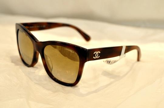 Chanel NEW 5380 Mirrored sunglasses