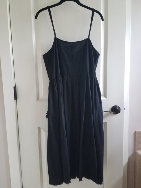 Black Maxi Dress by The Great.