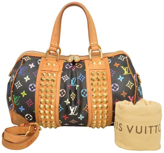 Preload https://img-static.tradesy.com/item/23219525/louis-vuitton-courtney-mm-studded-with-shoulder-strap-m45642-black-multicolor-monogram-satchel-0-0-540-540.jpg