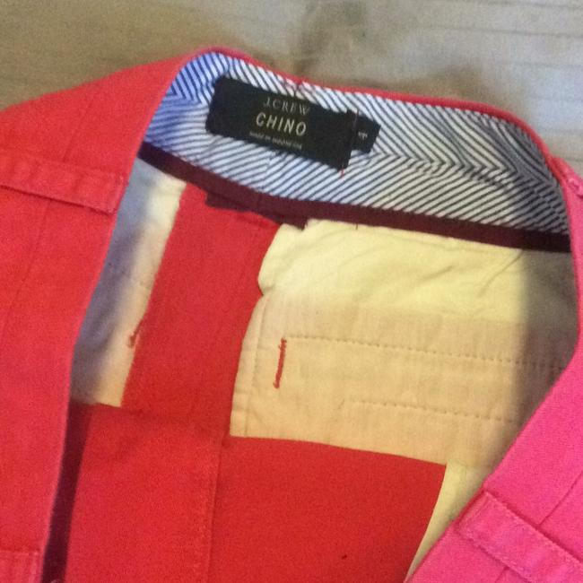 J.Crew Dress Shorts red blue red