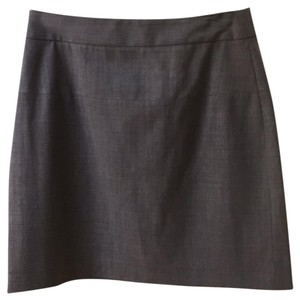 Theory Mini Skirt grey