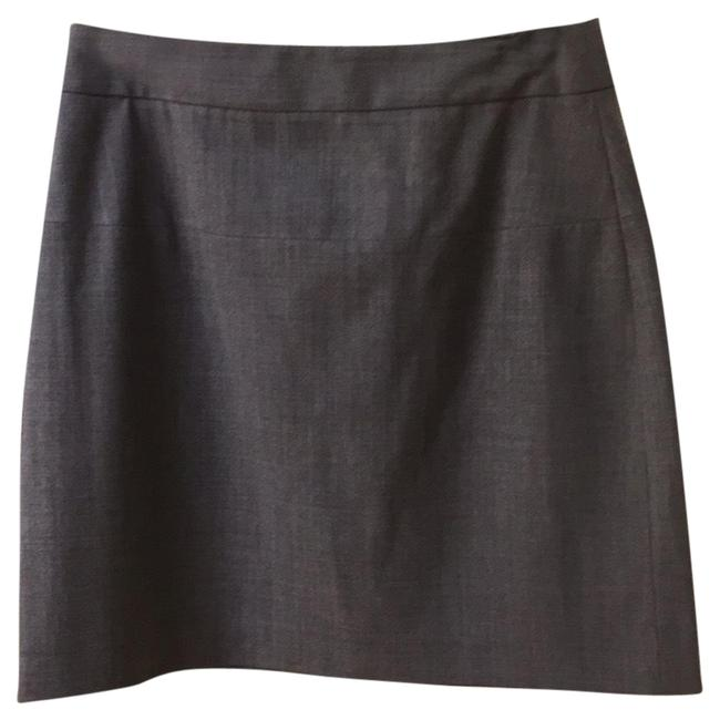 Item - Grey Suiting Skirt Size 6 (S, 28)