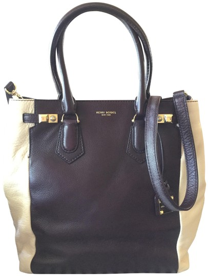 Preload https://img-static.tradesy.com/item/23219702/henri-bendel-carlyle-ns-color-blocked-burgundy-and-ivory-pebbled-leather-tote-0-1-540-540.jpg