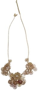 Kate Spade Kate Spade New Gold Flower Necklace