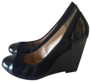 Tracy Reese Black Wedges