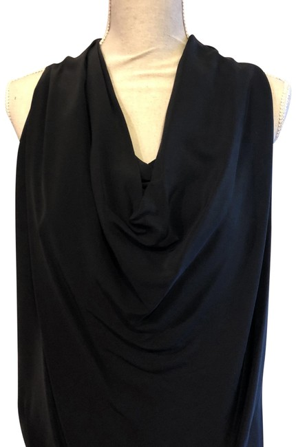 Preload https://img-static.tradesy.com/item/23220051/yigal-azrouel-azrouel-cut-25-silk-sleeveless-black-top-0-1-650-650.jpg