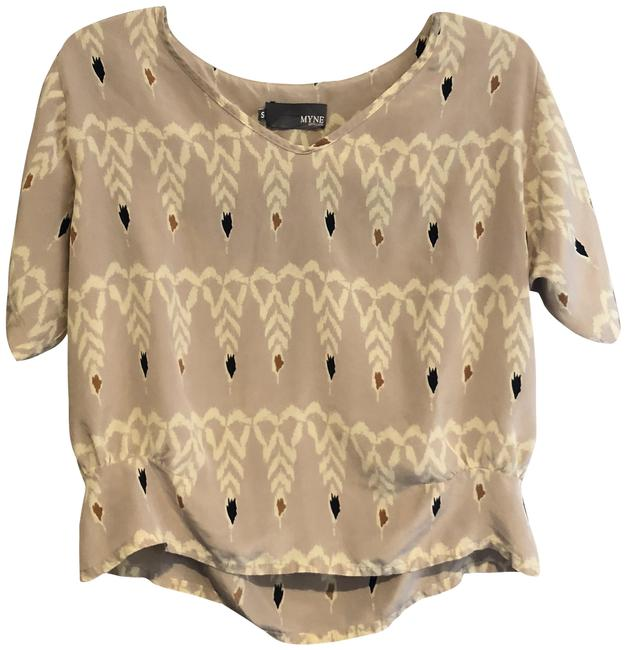 Preload https://img-static.tradesy.com/item/23220113/myne-taupe-by-ashley-ann-blouse-size-4-s-0-1-650-650.jpg