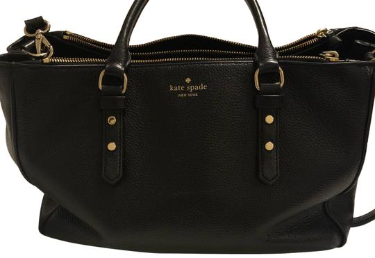 Preload https://img-static.tradesy.com/item/23220164/kate-spade-leighann-mulberry-street-collection-black-pebble-leather-satchel-0-1-540-540.jpg