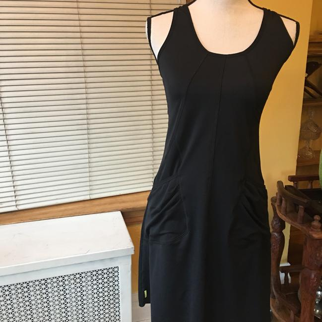 Lolë short dress black on Tradesy