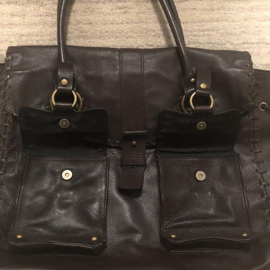 BCBGMAXAZRIA Tote in brown