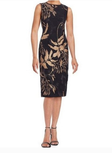 Preload https://img-static.tradesy.com/item/23220277/lafayette-148-new-york-block-gold-lafayette-148-new-york-monet-metallic-floral-sheath-size-14-short-0-1-650-650.jpg