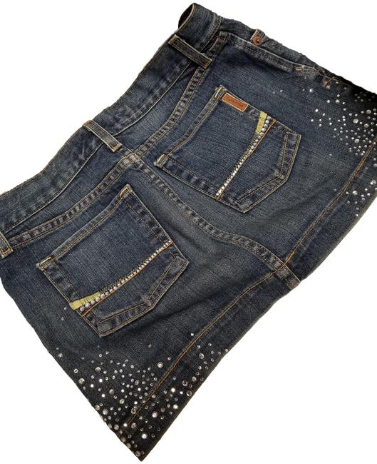 Preload https://img-static.tradesy.com/item/23220428/abercrombie-and-fitch-blue-rhinestone-miniskirt-size-0-xs-25-0-1-650-650.jpg