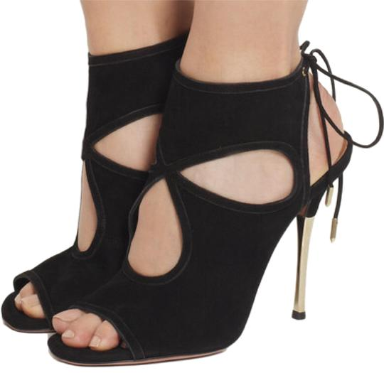 Preload https://img-static.tradesy.com/item/23220449/aquazzura-black-sexy-thing-cutout-suede-sandals-size-eu-355-approx-us-55-regular-m-b-0-1-540-540.jpg