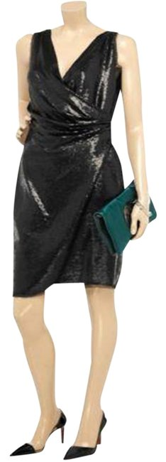 Preload https://img-static.tradesy.com/item/23220529/donna-karan-black-silk-sequins-sequined-draped-faux-wrap-mid-length-night-out-dress-size-6-s-0-1-650-650.jpg