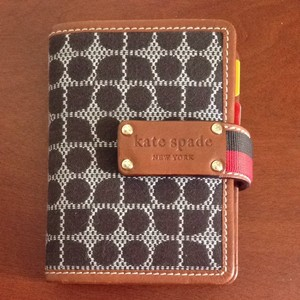 Kate Spade Kate Spade Leather Trim Planner