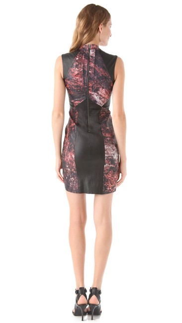 Helmut Lang short dress Multi on Tradesy