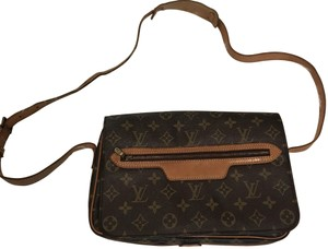 Louis Vuitton Saint Germain Vintage Cross Body Bag