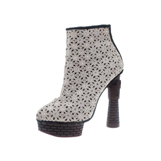 Preload https://img-static.tradesy.com/item/23220786/charlotte-olympia-white-brown-cream-damsel-in-distress-crocheted-ankle-bootsbooties-size-eu-365-appr-0-1-540-540.jpg