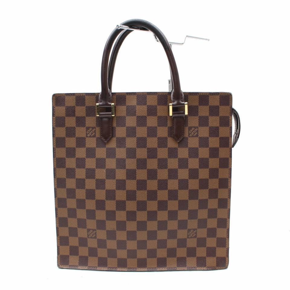 57f462bc4055 Louis Vuitton Sac Plat Special Order Damier Speedy Damier Neverfull Tote in  BROWN ...