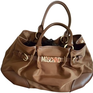 Moschino With Tag(Tag Is Not Attached) Purse Carmel  Light Brown ... b3b899c9a8ab5