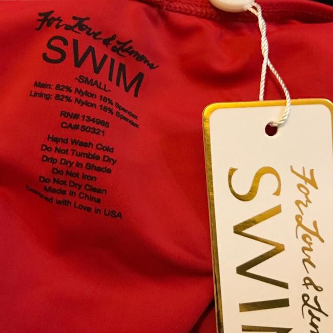 For Love & Lemons NWT swimming suits