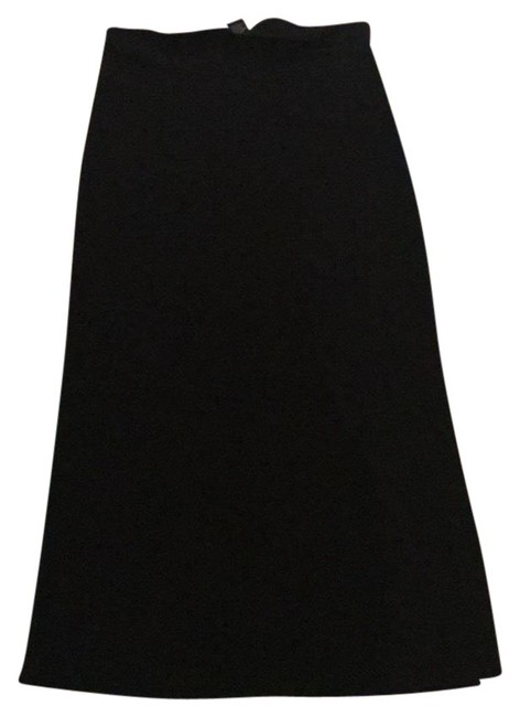 Item - Black Ankle Skirt Size 2 (XS, 26)