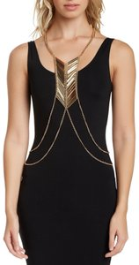 Bansri Bansri Courtney Body Chain Gold