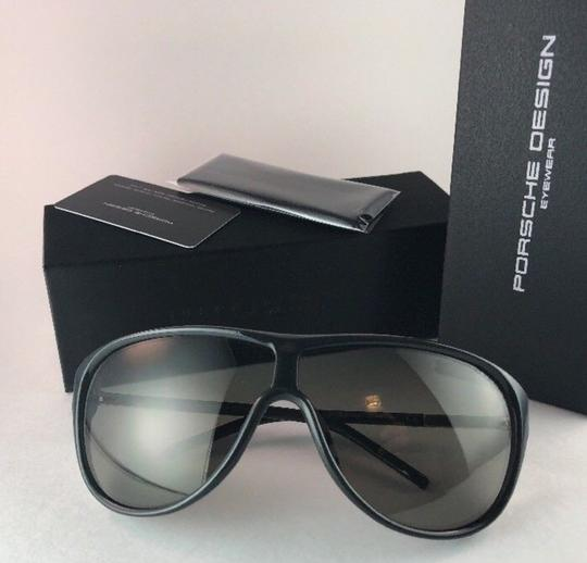 PORSCHE DESIGN New PORSCHE DESIGN Sunglasses P'8598 C Smoke Gray Frame Grey Lenses