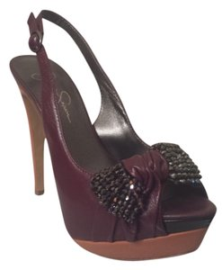 Jessica Simpson purple Sandals