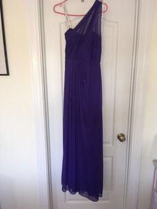 David's Bridal Regency Polyester F15928 Formal Bridesmaid/Mob Dress Size 6 (S)