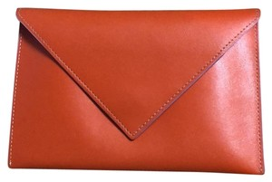 Baekgaard Envelope leather clutch
