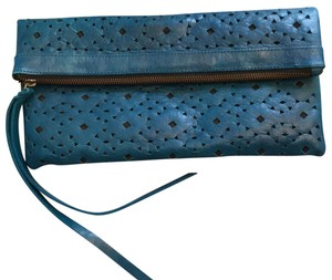 Cleobella blue Clutch