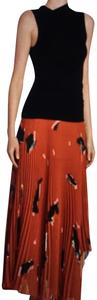 terracota collage Maxi Dress by Proenza Schouler