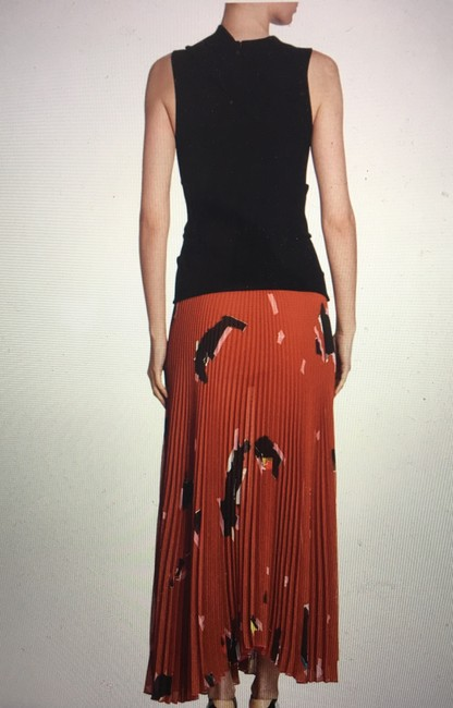 terracota collage Maxi Dress by Proenza Schouler Image 2