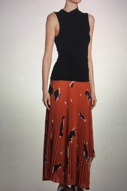 terracota collage Maxi Dress by Proenza Schouler Image 3